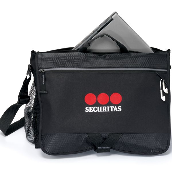Focus Messenger Bag - Focus Messenger Bag