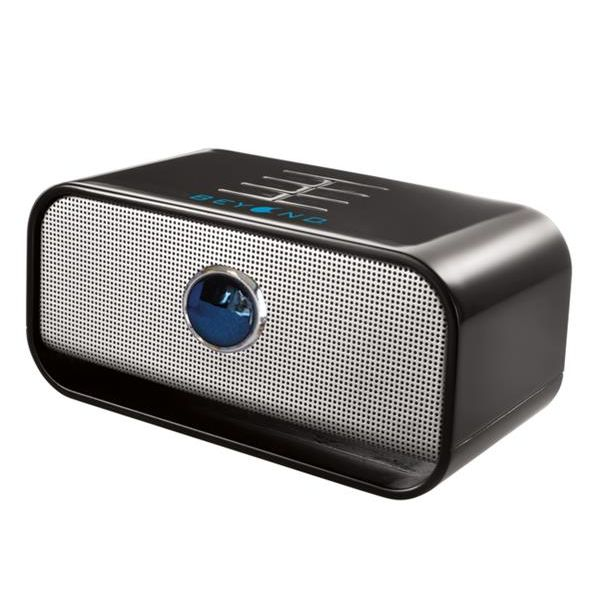 Brookstone Big Blue Live Wireless Bluetooth Speaker - Brookstone Big Blue Live Wireless Bluetooth Speaker