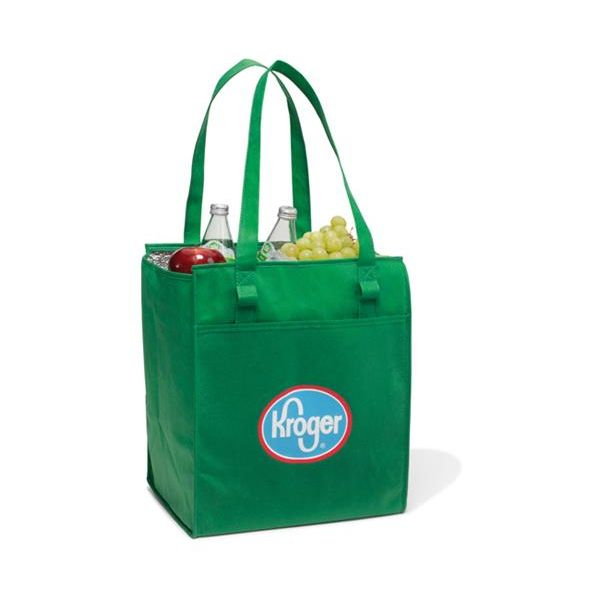 Deluxe Insulated Grocery Shopper - Deluxe Insulated Grocery Shopper