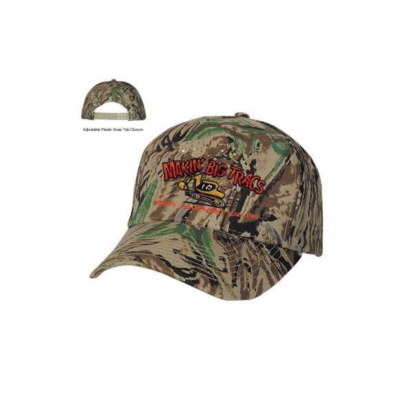 Camouflage Cap (Transfer)