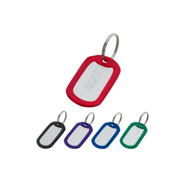 Aluminum Key Ring