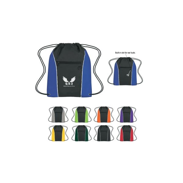Vertical Sports Pack (Silk-Screen)