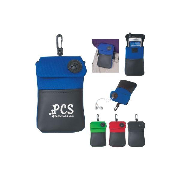 Neoprene Portable Electronics Case