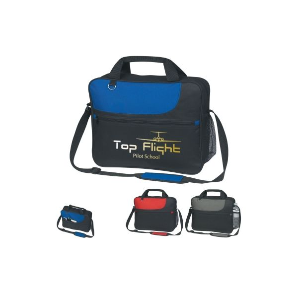 Sporty Messenger Bag