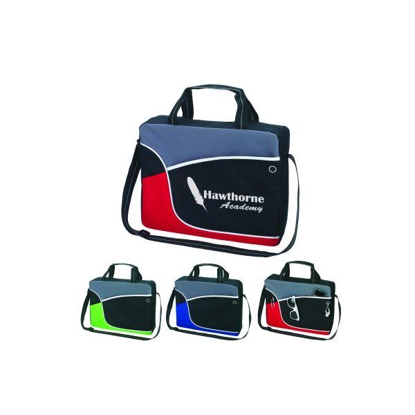 Sportage Briefcase/Messenger Bag