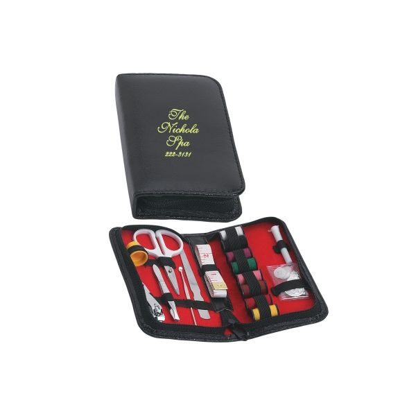 Sewing/Manicure Kit With Case