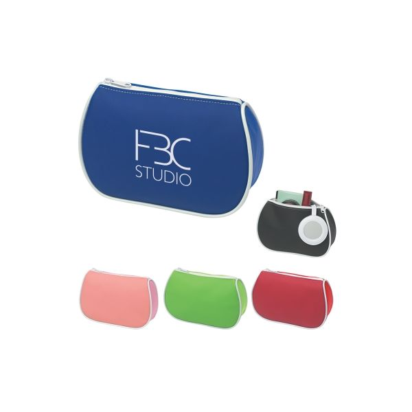 Amenities Bag With Mirror
