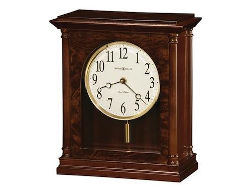 Candice - Quartz dual chime mantel clock