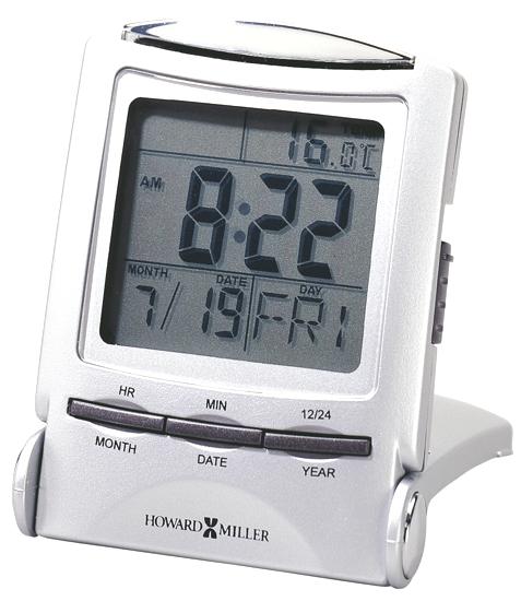 Clock - Quartz travel alarm clock