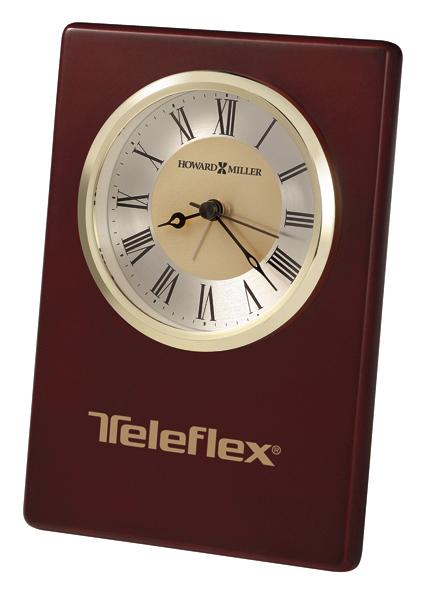 Montclair - Quartz rectangular table clock