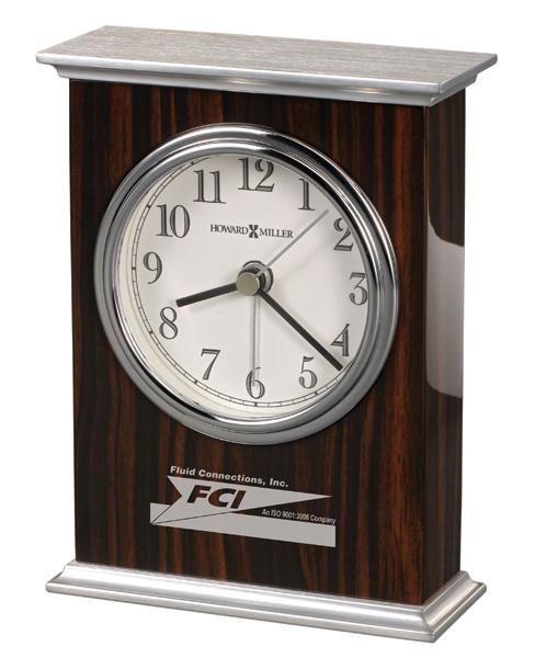 Regal - Bracket style tabletop alarm clock