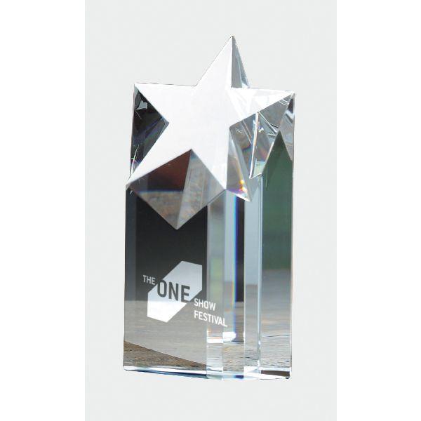 Orrefors Starlite Small Award