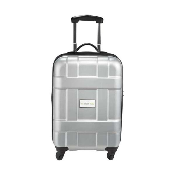 """Luxe 19"""" Hardside 4-Wheeled Spinner Carry-On"""