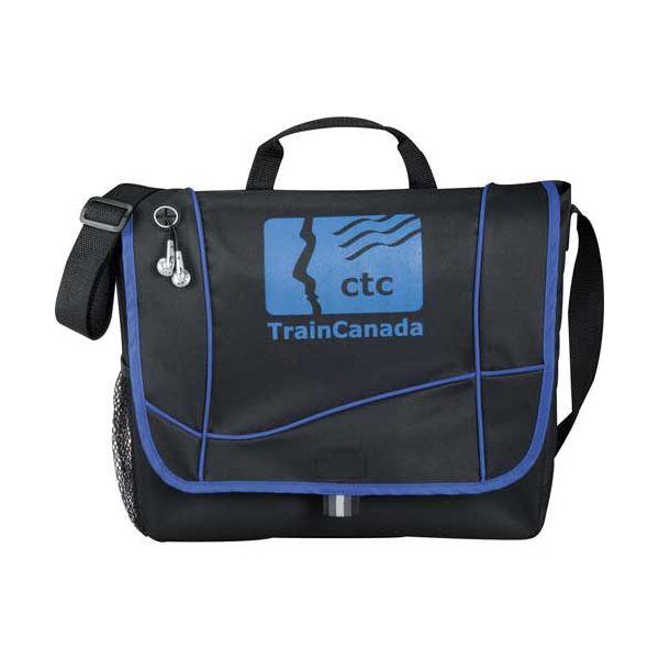 Tilt Messenger Bag