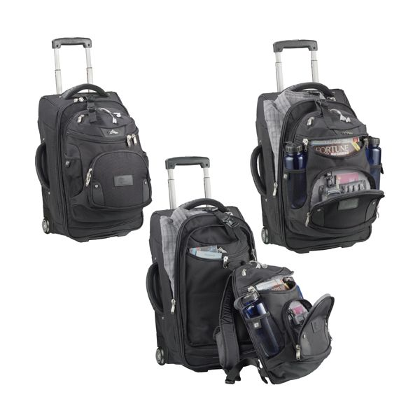 High Sierra 24 Wheeled Carry-On w/Removable DayPack