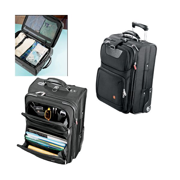 """Wenger® 21"""" Wheeled Carry-On"""
