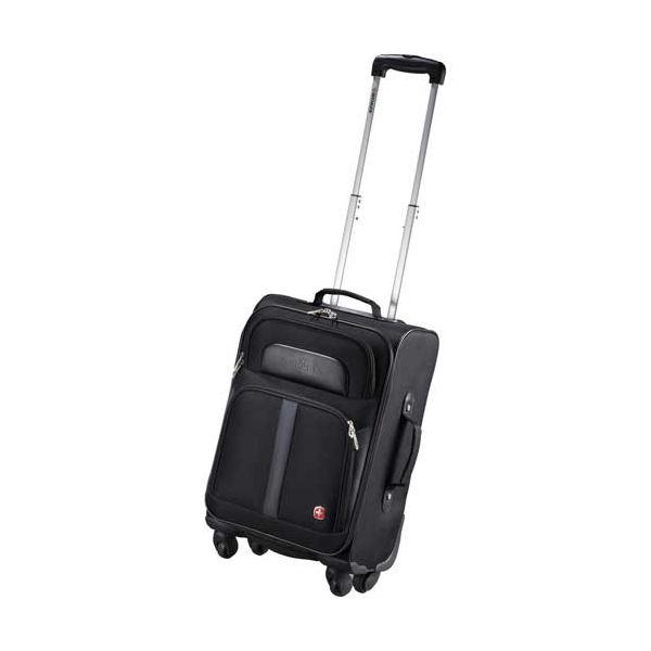 "Wenger® 19"" 4-Wheeled Spinner Carry-on"