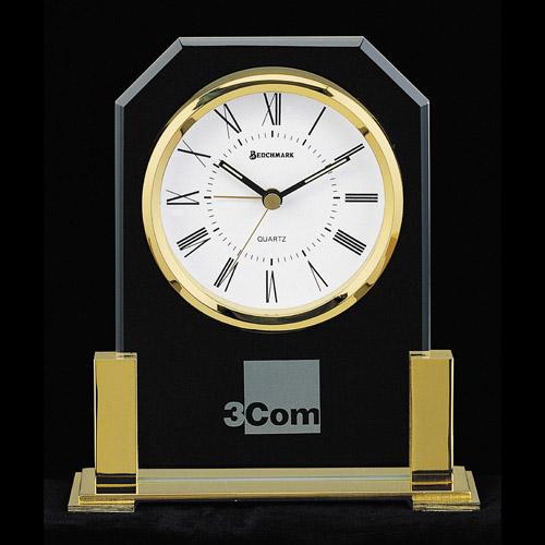 Carlisle - Glass Clocks