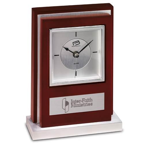 Lugano - Wood Clocks