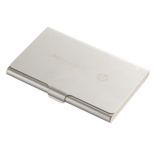 Slim Card Holder - Pocket Items