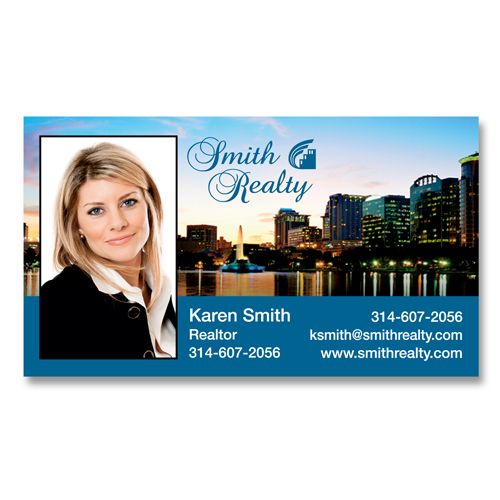 Smart Buy Business Card Magnet - Business Card Magnets