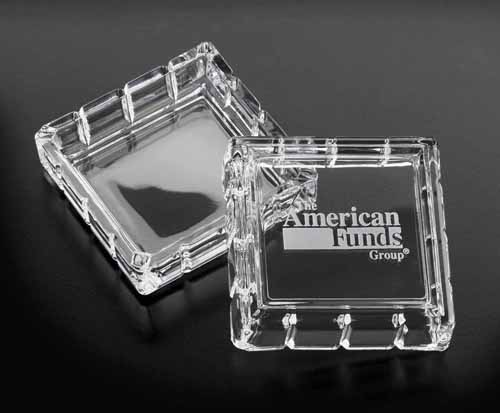 Tesoro Box - Paperweights and Crystal Boxes