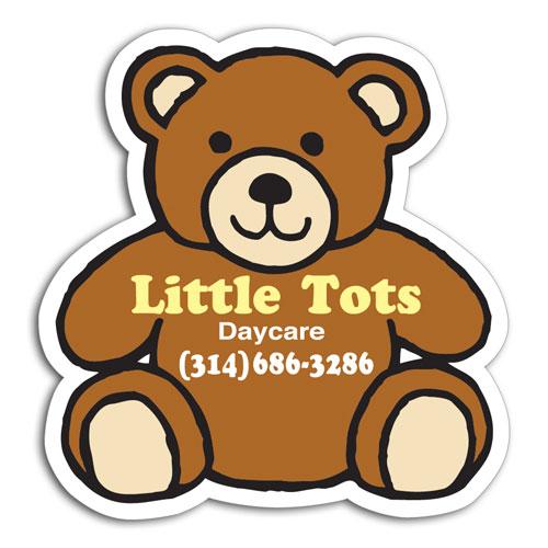 Teddy Bear - Healthcare Stock Magnets