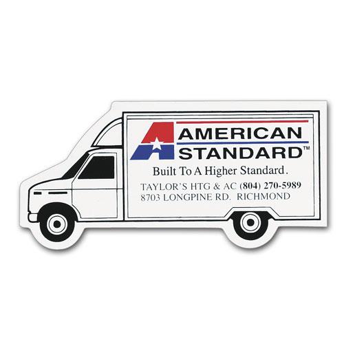Moving Truck - Transportation Stock Magnets