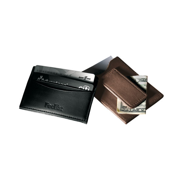 Magnetic Money Clip/Card Case