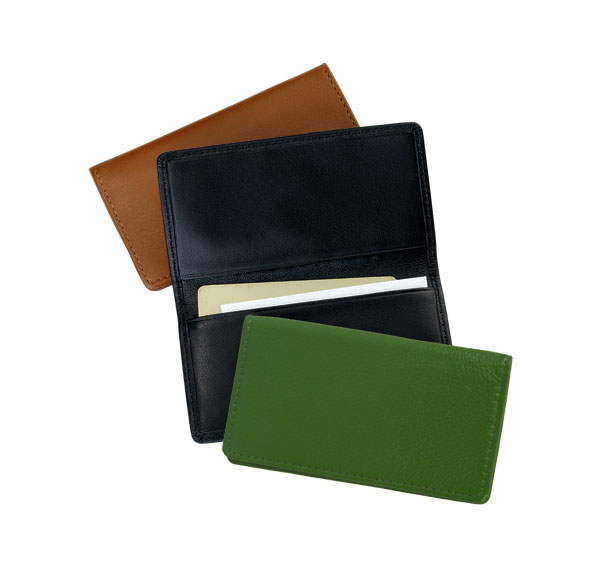 International/Domestic Business Card Case