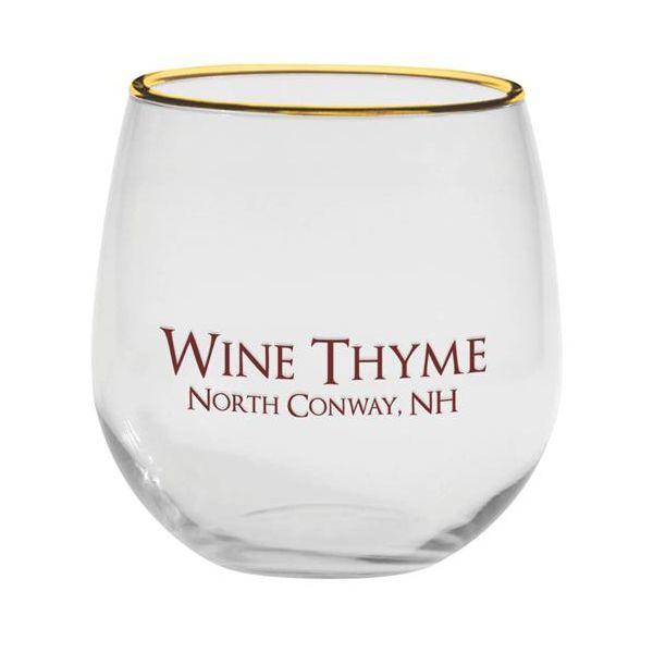 16.75 oz Stemless Red Wine Glass - 16.75 oz Stemless Red Wine Glass