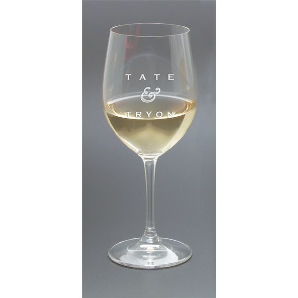 Set of Two Riedel Vinum Riesling Wine Glasses - Set of Two Riedel Vinum Riesling Wine Glasses
