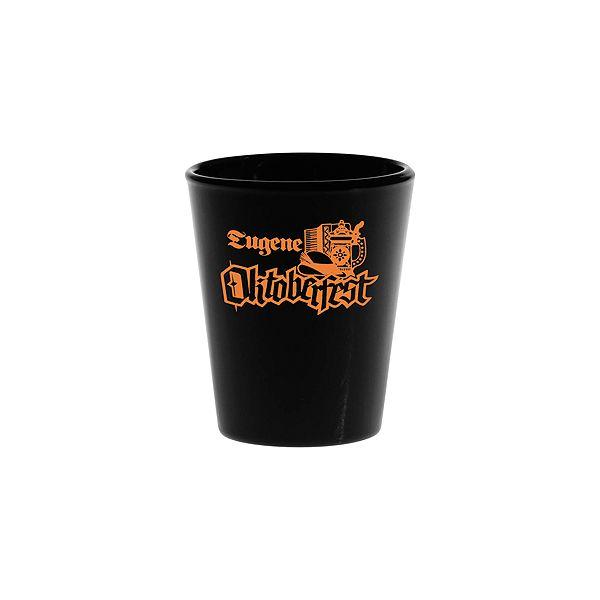 1.75 oz. Black Shot Glass - 1.75 oz. Black Shot Glass