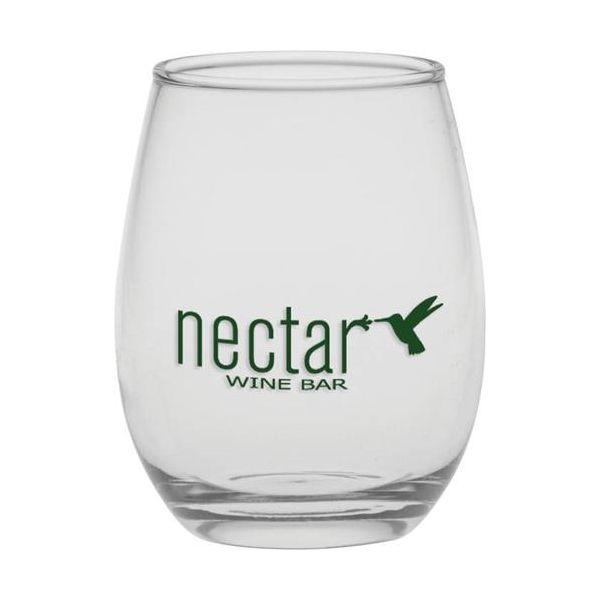 12 oz. Stemless Wine Glass - 12 oz. Stemless Wine Glass