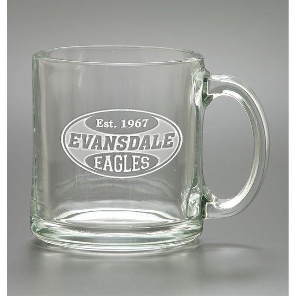 Glass Coffee Mug - Glass Coffee Mug