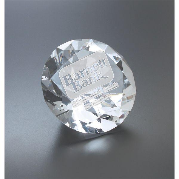 Diamante Paperweight - Diamante Paperweight