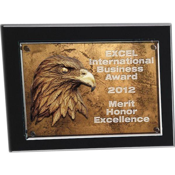 Large Horizontal Terra Pressata Award - Large Horizontal Terra Pressata Award