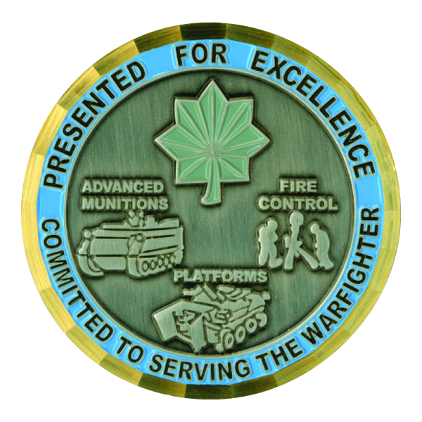 Challeng Coins - Challenge Coins are exquisitely crafted with precision and care from quality materials