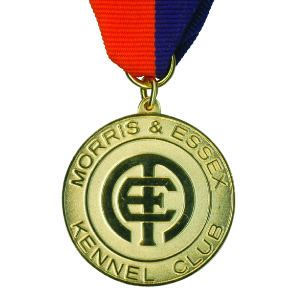 Die struck medals - Die struck medallion, available in a variety of finishes.