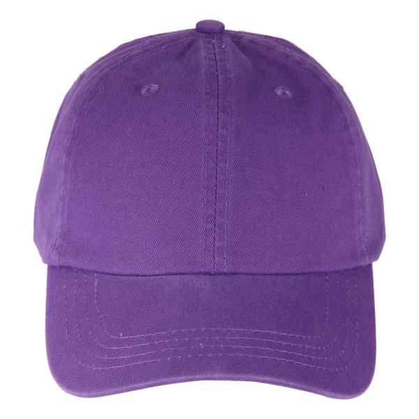 GARMENT WASHED CAP