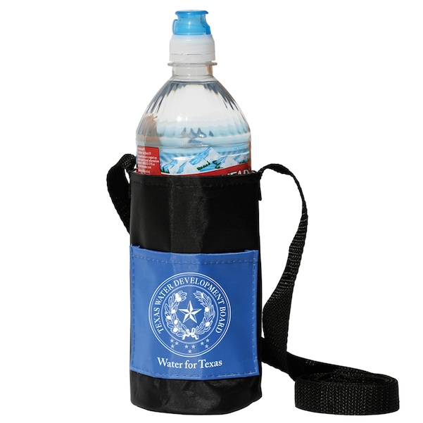"""Polyester Bottle Caddy """"The Champ""""   - Polyester Bottle Caddy """"The Champ"""""""