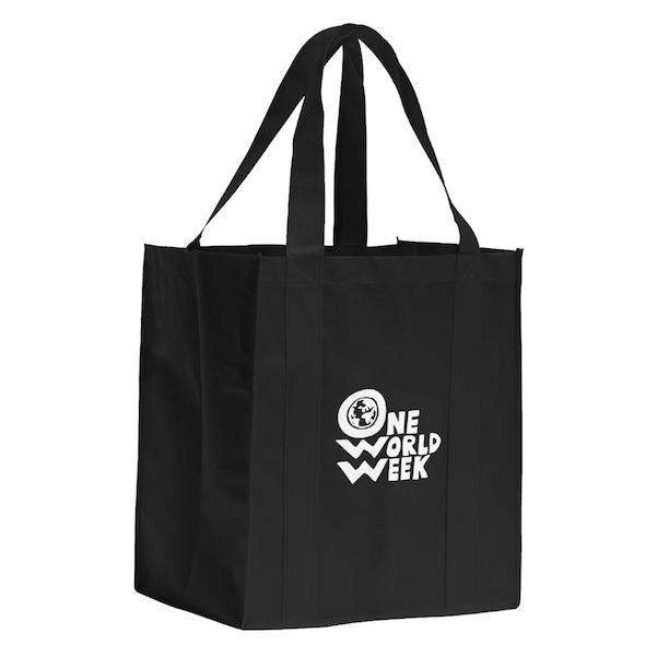 Mishka Big Shopper Grocery Bag - Mishka Big Shopper Grocery Bag