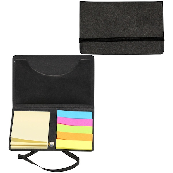 """Envoy"" Recycled Note & Card Holder - ""Envoy"" Recycled Note & Card Holder"