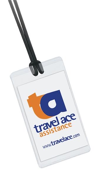 Traveler Slip-in-ID Luggage Tag - Traveler Slip-in-ID Luggage Tag