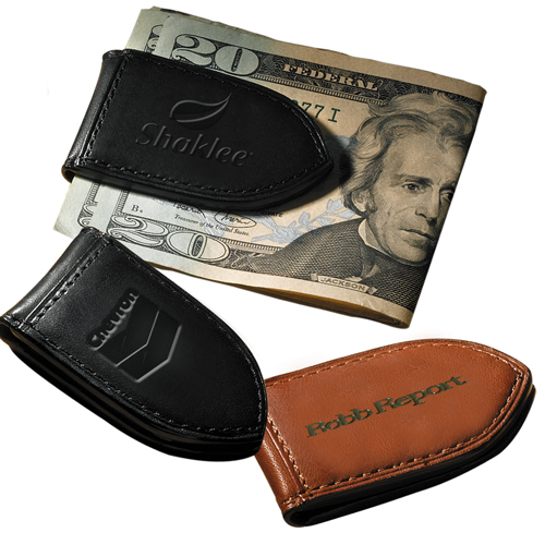 Leeman Carnegie Money Clip