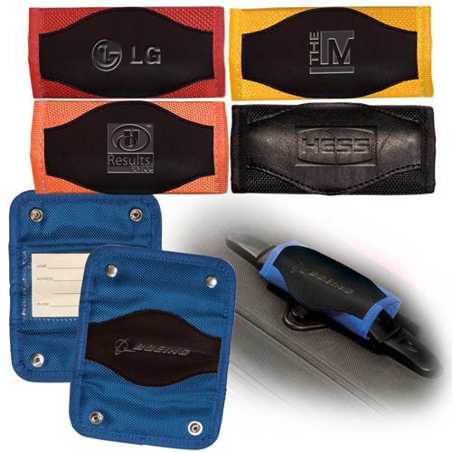Leeman Majestic Luggage Handle Wrap