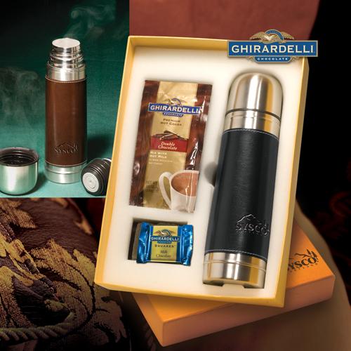 Leeman Ghirardelli® Gift Set