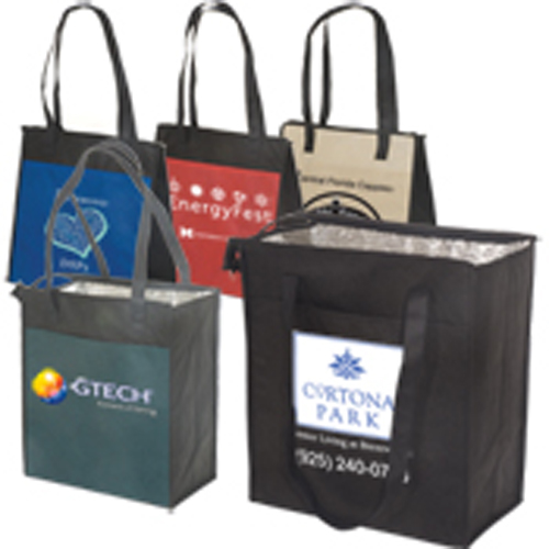 Insulated Grocery Tote  80gsm