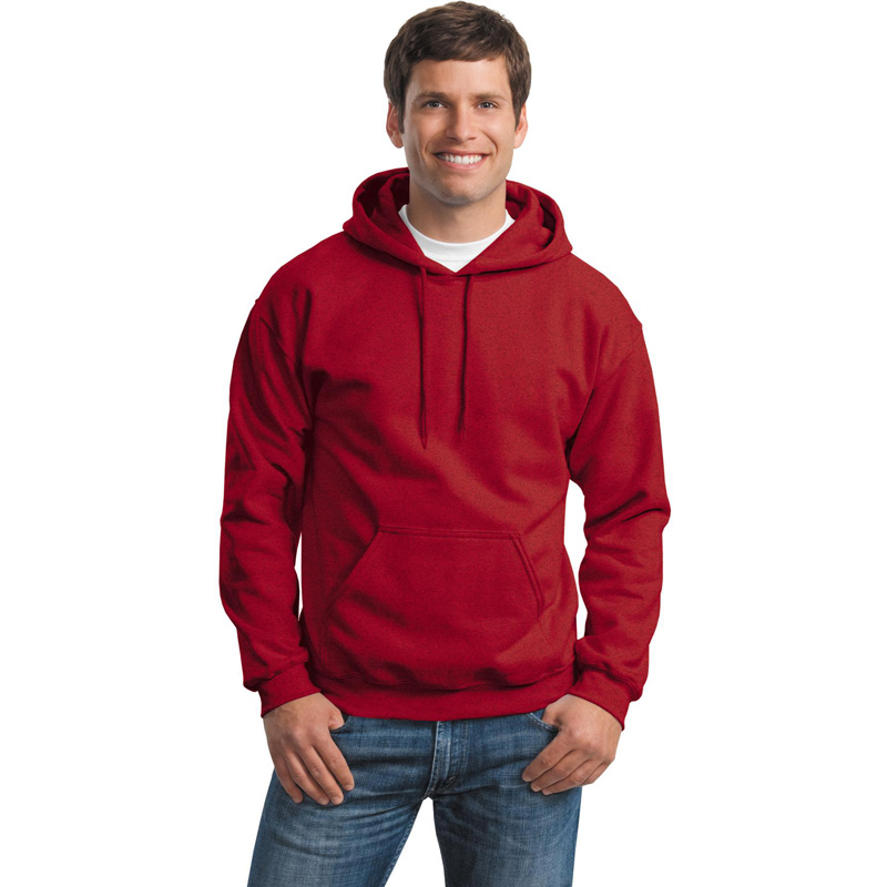 Gildan ®  - Heavy Blend ™  Hooded Sweatshirt.  18500