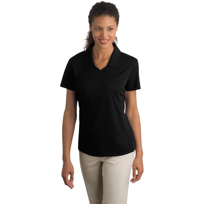 Nike Golf - Ladies Dri-FIT Micro Pique Polo. 354067